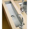 Kohler Icerock Trough 838mm Kitchen Sink