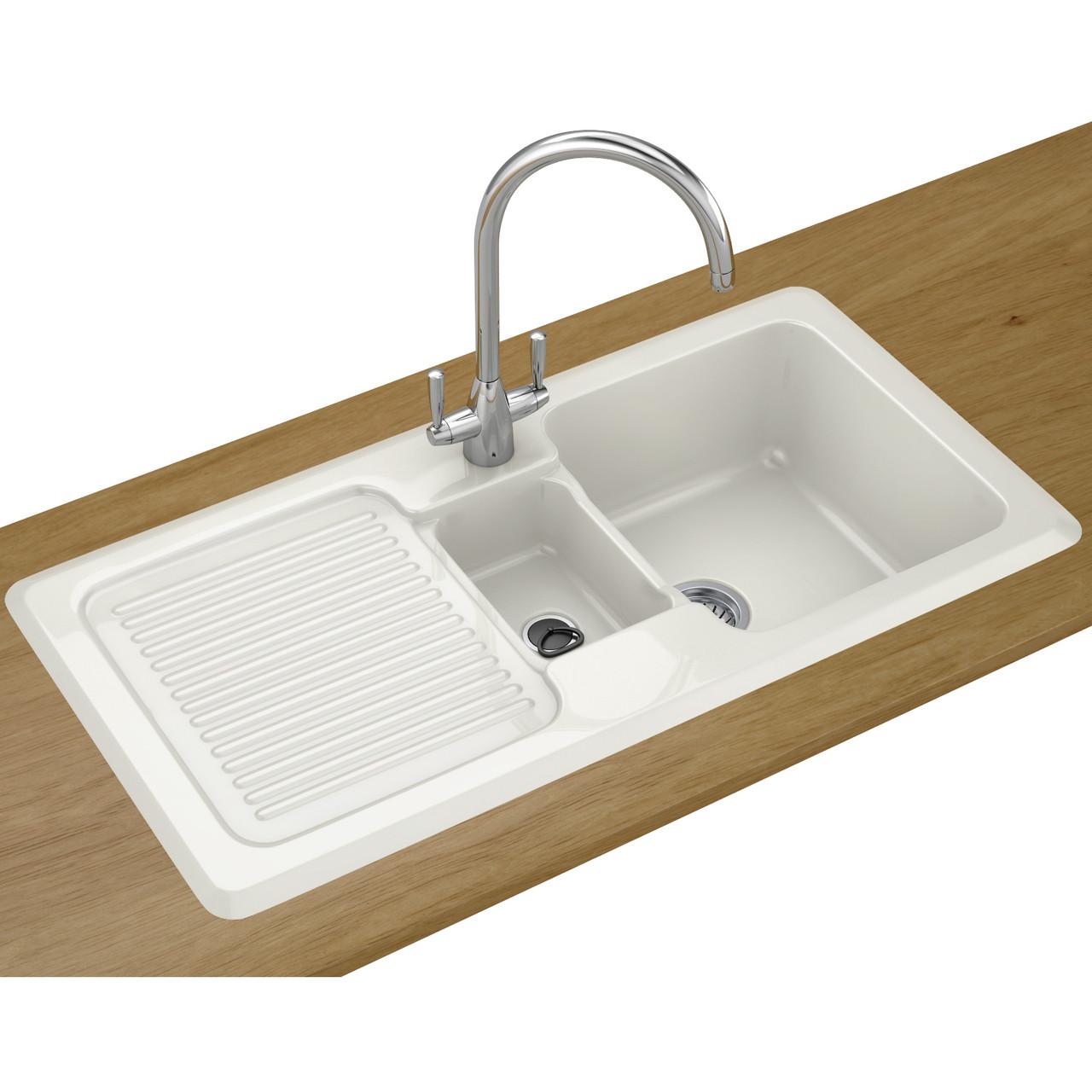 Franke VBK651 Ceramic Kitchen Sink ...