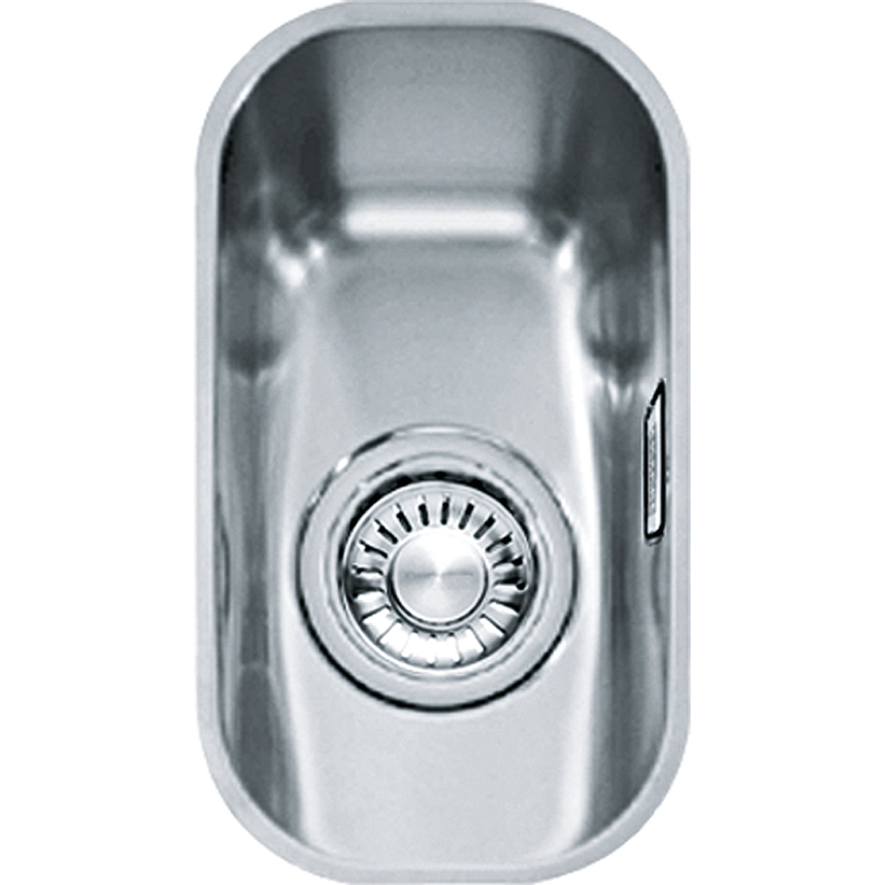 Franke ariane arx110 17 stainless steel kitchen sink sinks for Kitchen 17 delivery