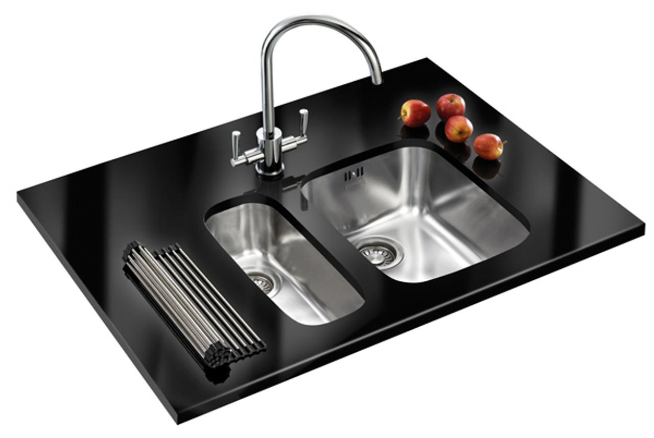 Franke Ariane Arx110 17d Stainless Steel Kitchen Sink Sinks