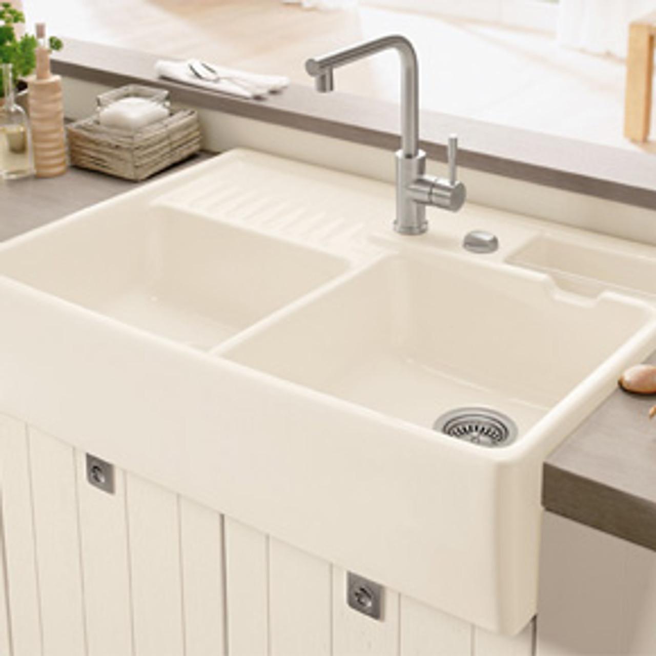 Villeroy Amp Boch Butler 90 Double Bowl Sink Modules