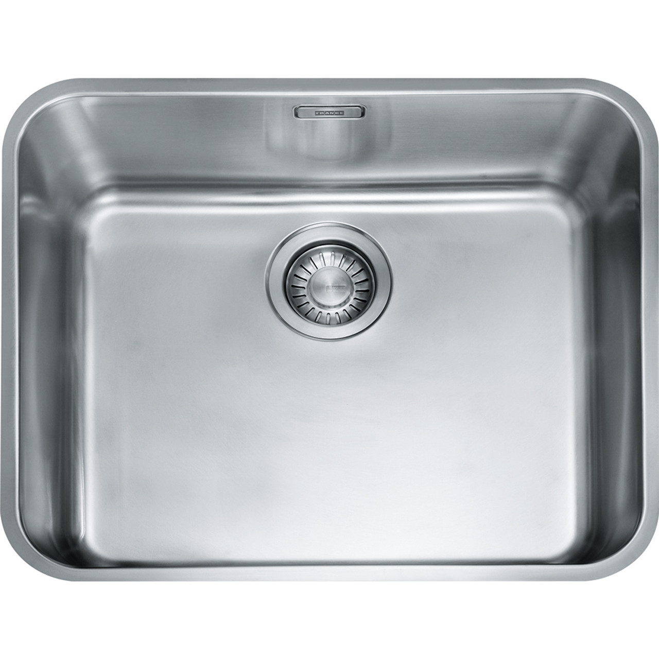 Franke Largo LAX110 50 41 Stainless Steel Kitchen Sink