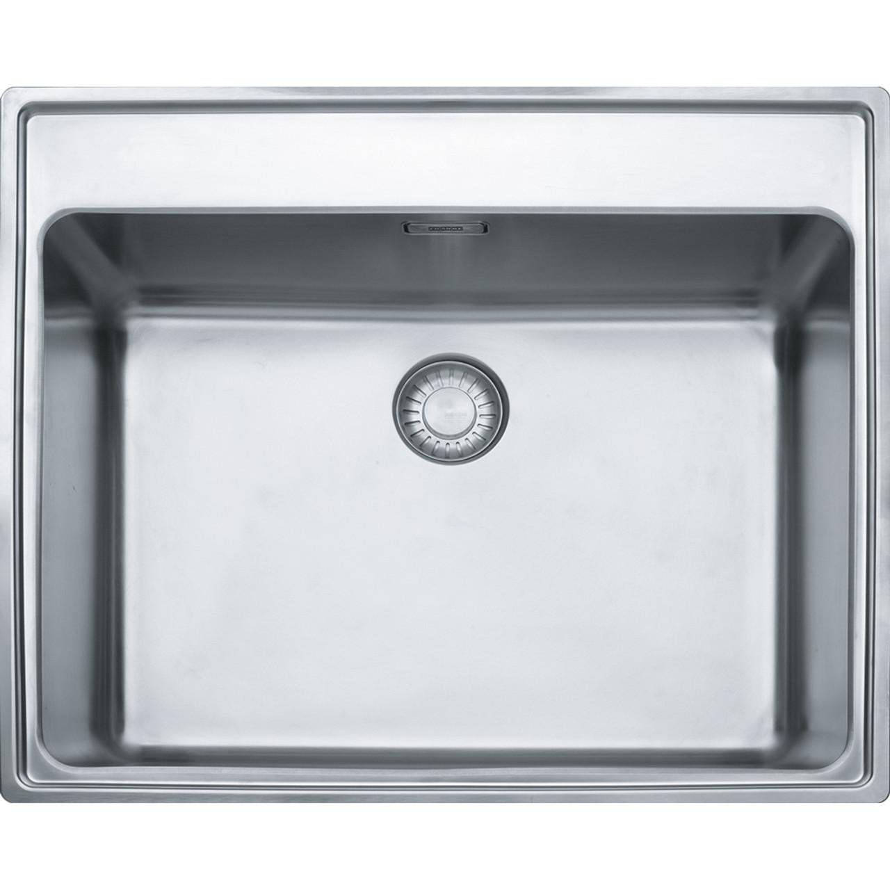 ... Franke Midas MTX610 55 Stainless Steel Kitchen Sink ...