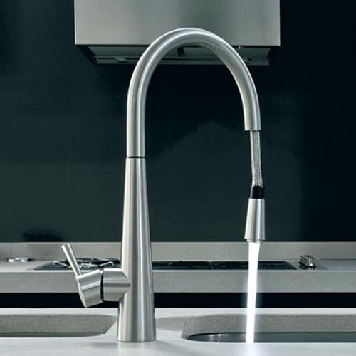 White Kitchen Tap gessi kitchen taps