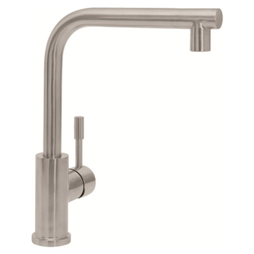 Villeroy & Boch Modern Steel Kitchen Tap