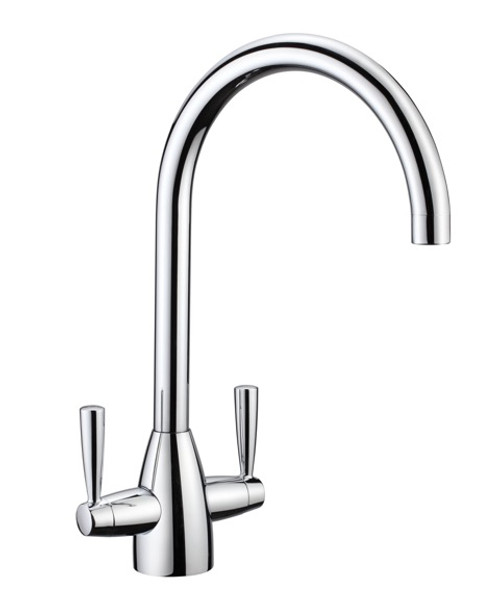 Brass U0026 Traditional Medway Modern Kitchen Tap