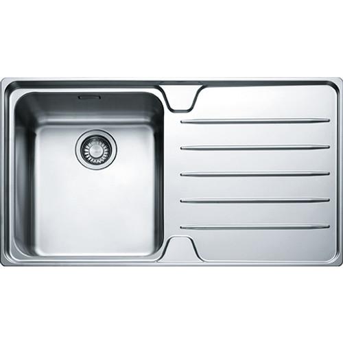 Franke Laser LSX611 Stainless Steel Kitchen Sink