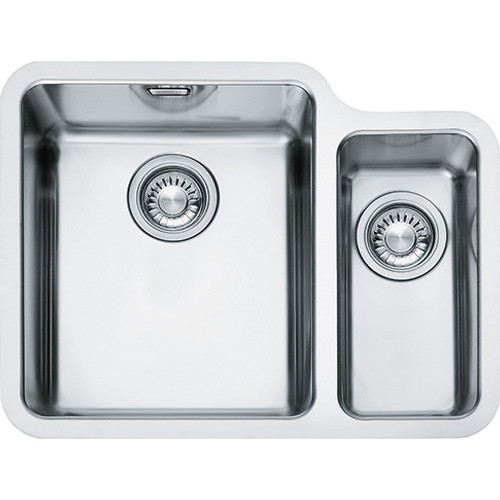 franke kubus kbx160 stainless steel kitchen sink