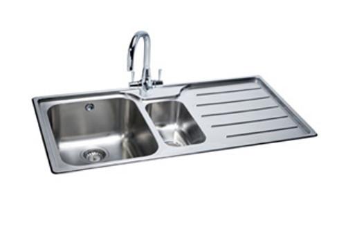 Carron Phoenix Isis 150 Kitchen Sink