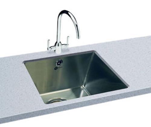 Good Carron Phoenix Deca 100 Kitchen Sink ...