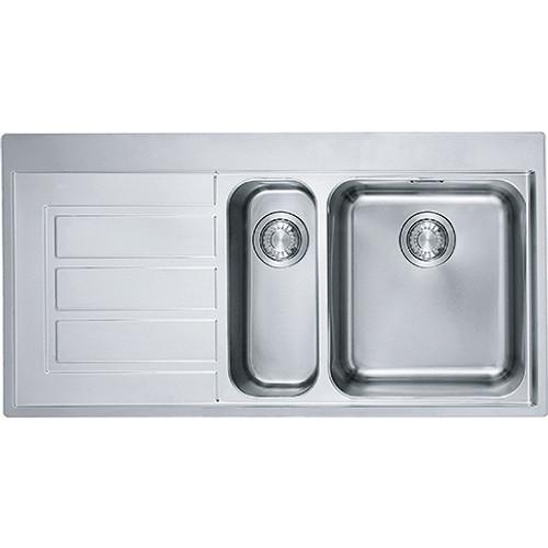 Franke Epos EOX651 Stainless Steel Kitchen Sink