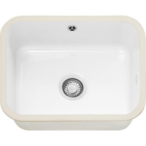 Franke VBK110 50 Ceramic White Kitchen Sink