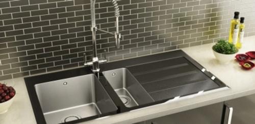 carron phoenix silhouette kitchen sink. beautiful ideas. Home Design Ideas