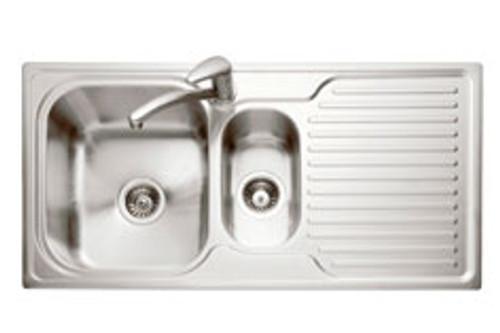 Caple Dove 150 Kitchen Sink