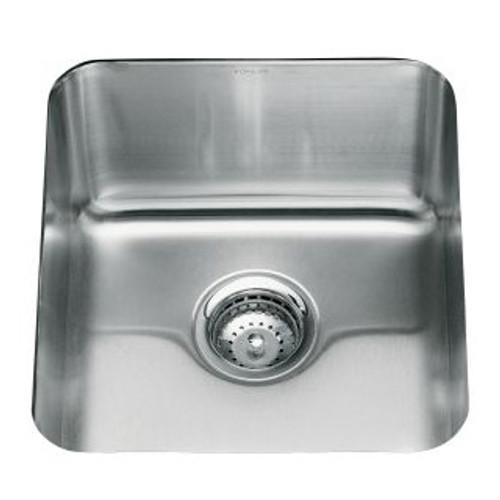 Kohler Icerock Single 360 X 400 X 190mm Kitchen Sink