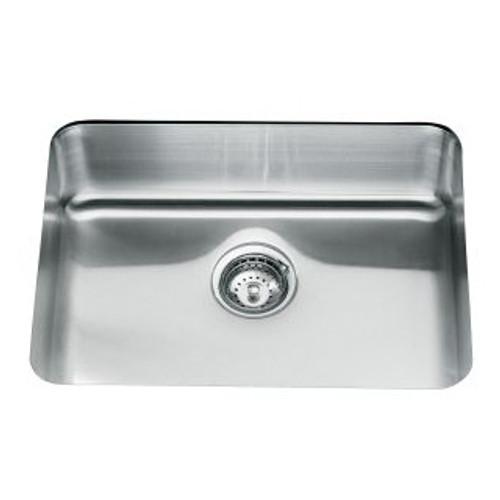 Kohler Icerock Single 540 X 405 X 240mm Kitchen Sink
