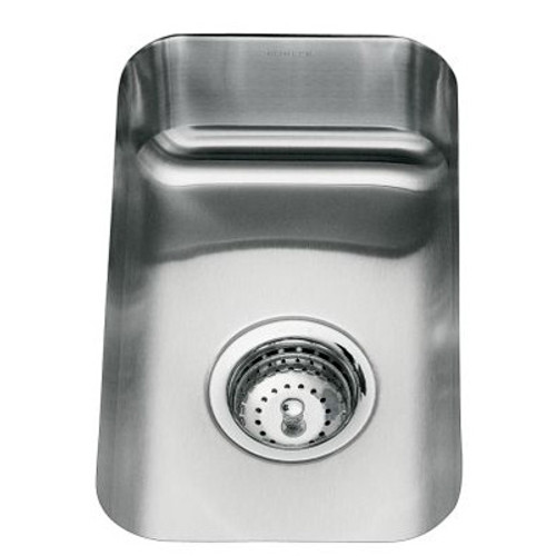 Kohler Icerock Single 230 X 400mm Kitchen Sink
