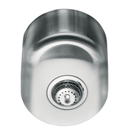 Kohler Icerock Single Bowl 275 X 430mm Kitchen Sink