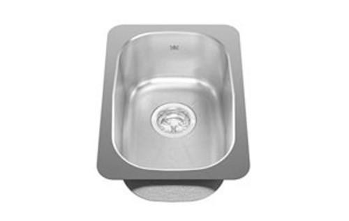 Kindred Brampton Stainless Steel Undermount Kitchen Sink