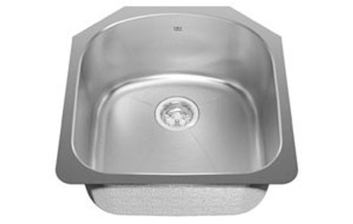 Kindred Dartmouth Stainless Steel Kitchen Sink