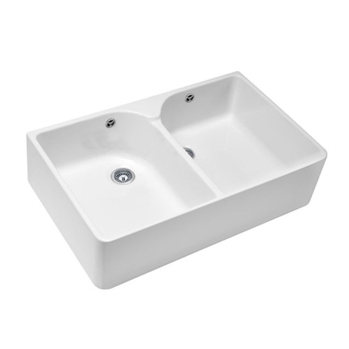 Brass & Traditional by By Villeroy and Boch Dovecote Kitchen Sink