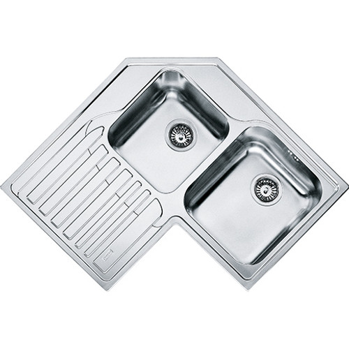Franke Studio STX621-E Stainless Steel Kitchen Sink