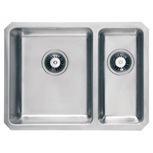 Camel Oasis Combination 25mm Full Kitchen Sink