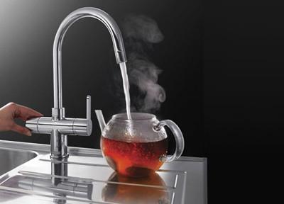 Franke Minerva 3 In 1 Boiling Water Tap Sinks