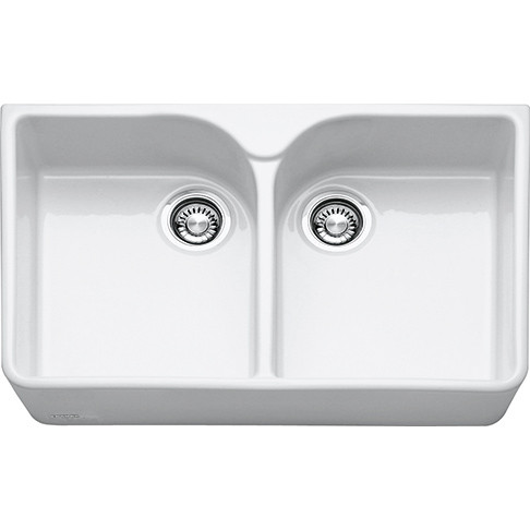 Superior Franke Belfast VBK720 Ceramic Kitchen Sink ...