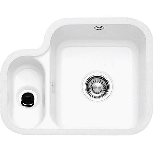 Franke Vbk160 Ceramic White Kitchen Sink Sinks