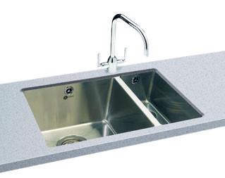 Nice ... Carron Phoenix Deca 150 Kitchen Sink