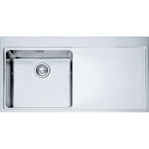 franke mythos mmx211 stainless steel kitchen sink - Franke Sink