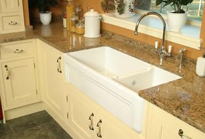 Shaws Egerton Kitchen Sink - Sinks
