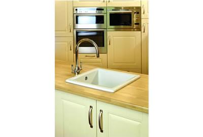 Shaws Classic Square Kitchen Sink - Sinks