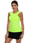 Criss Cross Tennis Tank FT-TW161PB5-735 Image 16