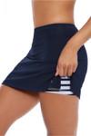 Fila Women's Heritage Navy Tennis Skirt