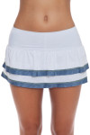Border Tier Tennis Skirt LIL-CB129-023427 Image 19