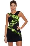 Fila Criss Cross Tennis Dress FT-TW161PB8-003 Image 1