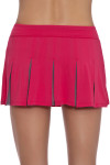 Laia Tennis Skirt LO-LSW1762-Strawberry Image 9