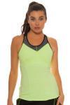 Tennis Clothing l Lucky In Love Into The Woods  Tennis Tank : CT291
