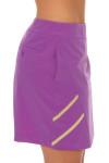 EP Sport Women's Obsidian Atomic Bi-Stretch Pull On Golf Skort ES-4201SGB Image 3