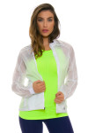 Tennis Clothes l New Balance Lime Glo Jacket : WJ63400