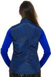 Greg Norman Women's Animal Instincts Quilted Reversible Vest | Golf Wear 3