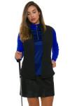 Greg Norman Women's Animal Instincts Quilted Reversible Vest | Golf Wear 5