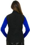 Greg Norman Women's Animal Instincts Quilted Reversible Vest | Golf Wear 7