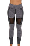 TLF Women's Edie Graphite Heather Workout Legging TLF-36030-0000-014 Image 2