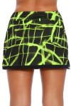 Fila PFila Platinum Glow Print Tennis Skirtlatinum Glow Print Tennis Skirt