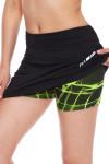 Platinum Long Tennis Skirt FT-TW161PB2-735 Image 7