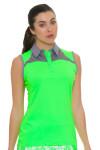 Annika Women's Eclipse Daily Golf Sleeveless Shirt