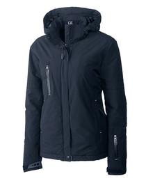 Sanders CB Weathertec Ladies Zip Jacket
